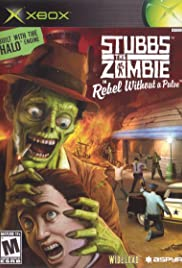 Stubbs the Zombie in 'Rebel Without a Pulse' Poster