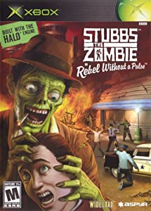 Torrent downloads movie Stubbs the Zombie in 'Rebel Without a Pulse' by Douglas Carrigan [2k]