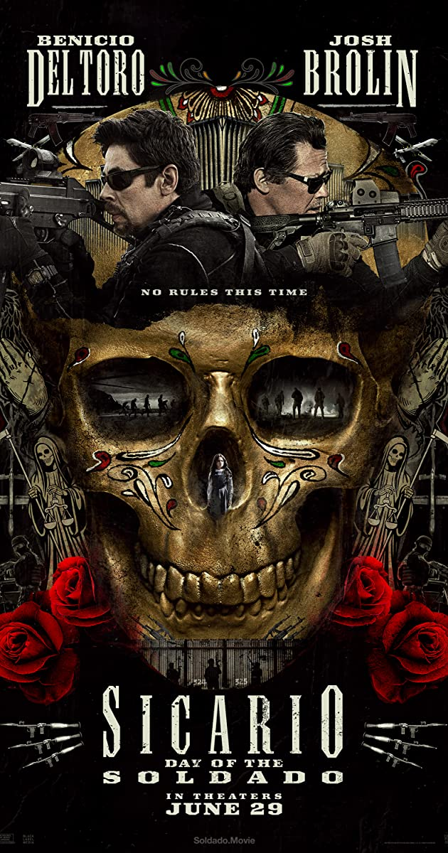 Chiến Binh Mexico – Sicario: Day of the Soldado (2018)