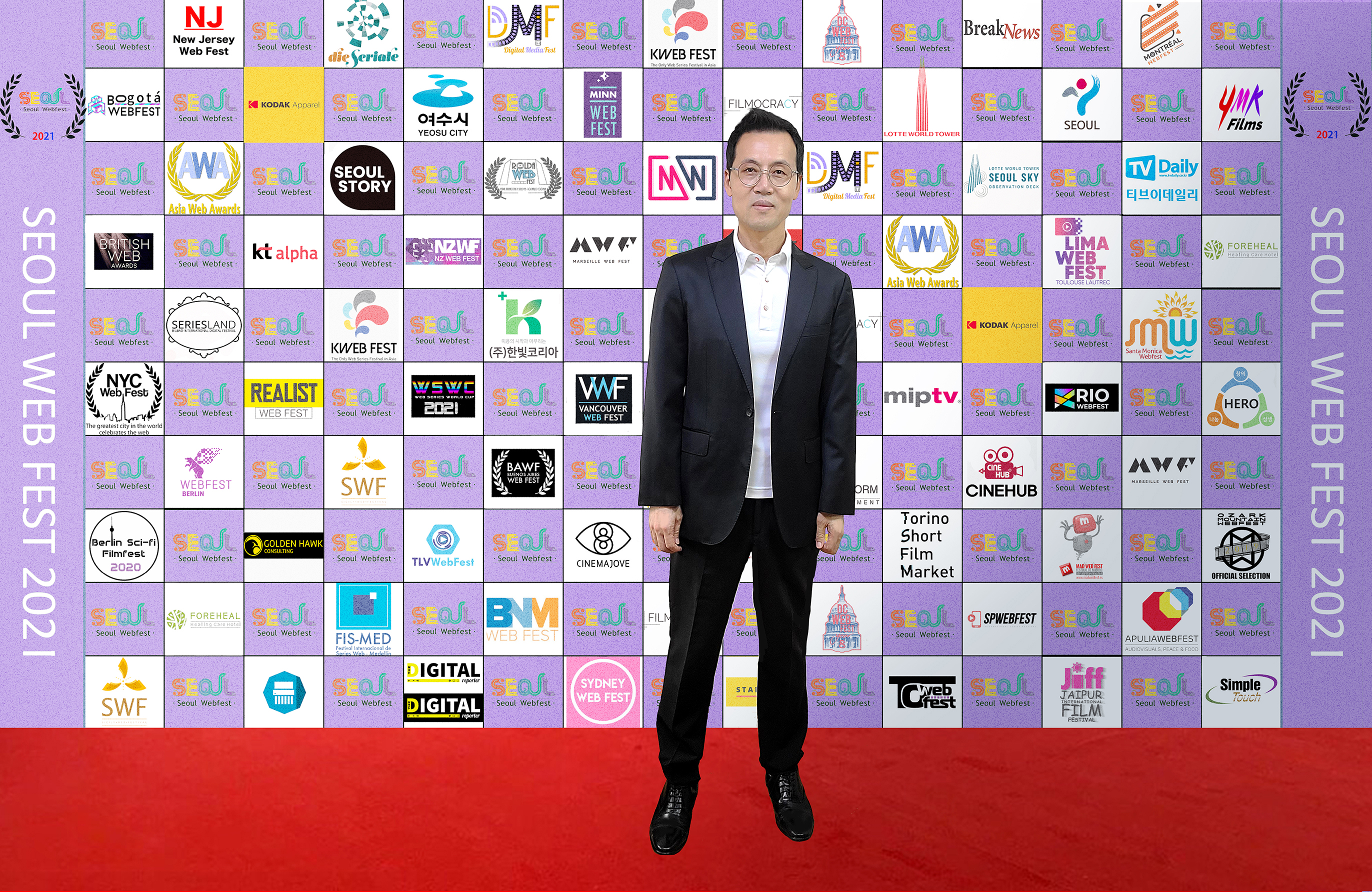 Young Man Kang - KWEB FEST 2021
