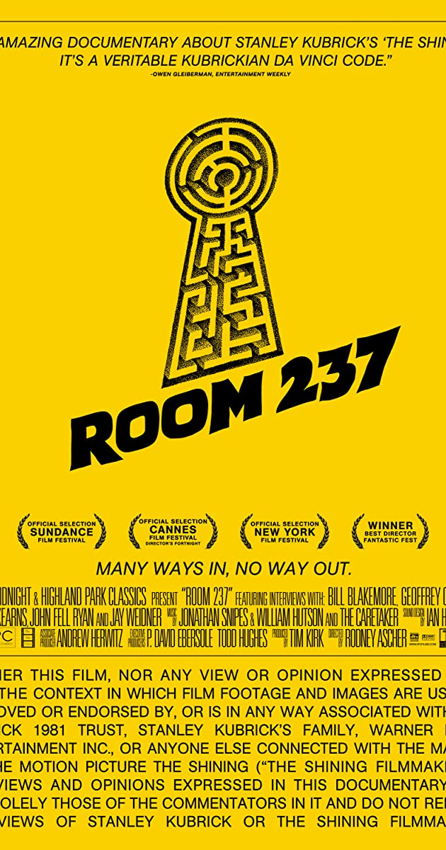 Subtitle of Room 237