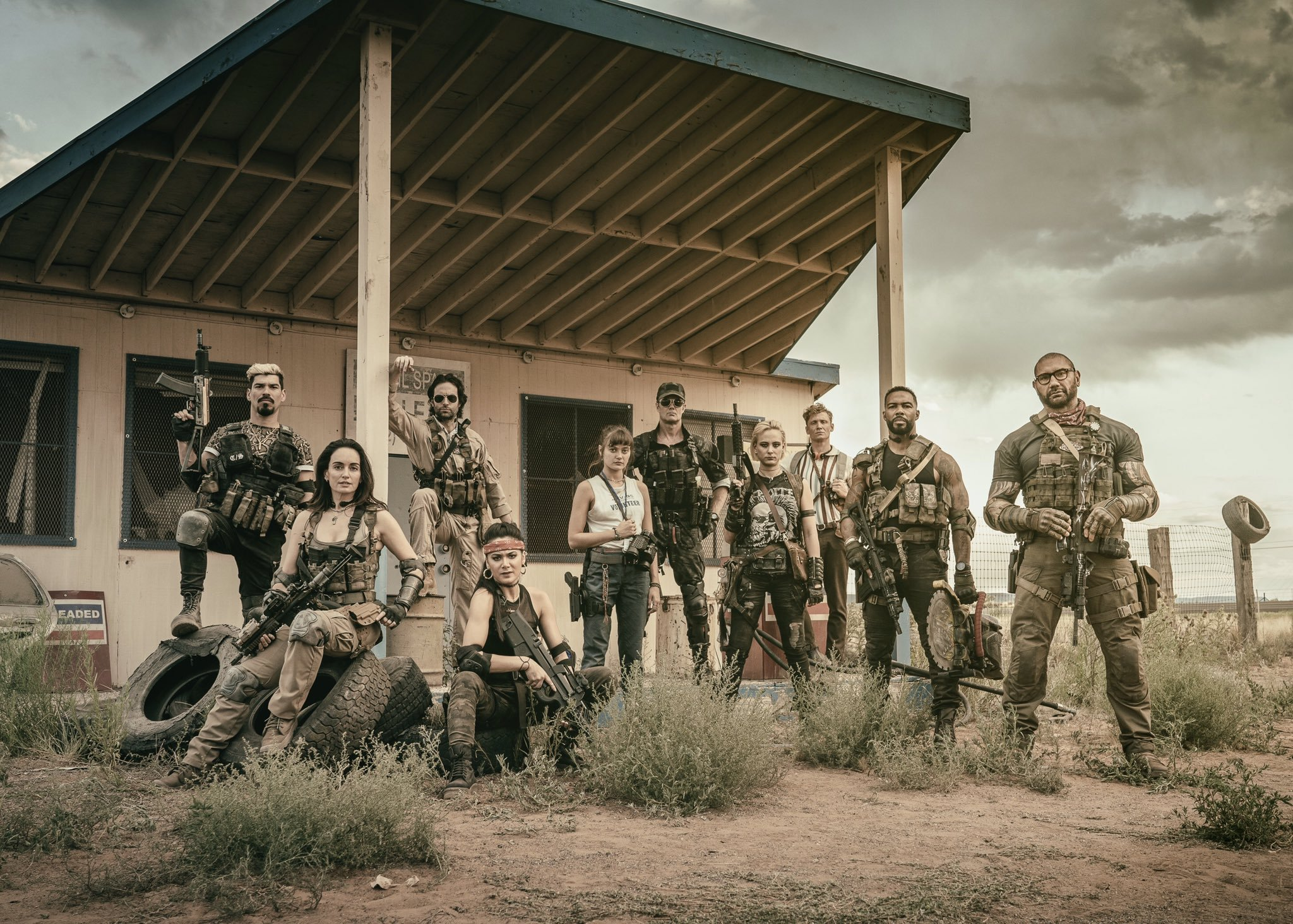 Download Filme Army of the Dead: Invasão em Las Vegas Torrent 2021 Qualidade Hd
