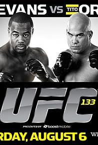 Primary photo for UFC 133: Evans vs. Ortiz