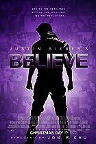Justin Bieber's Believe (2013) Poster