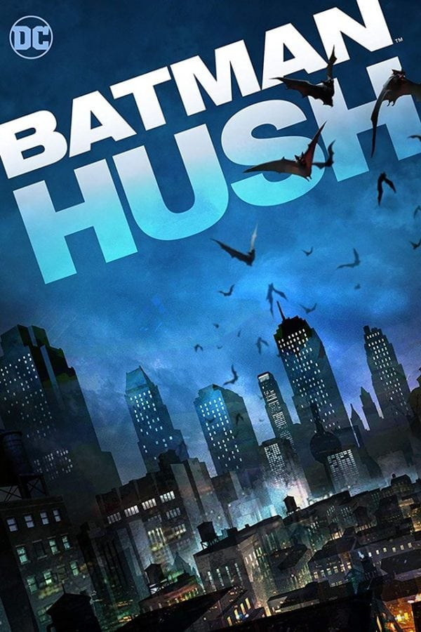 Betmenas: Tyla (2019) / Batman: Hush