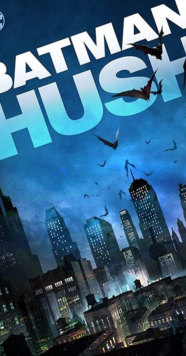 Batman: Hush (Video 2019) - IMDb