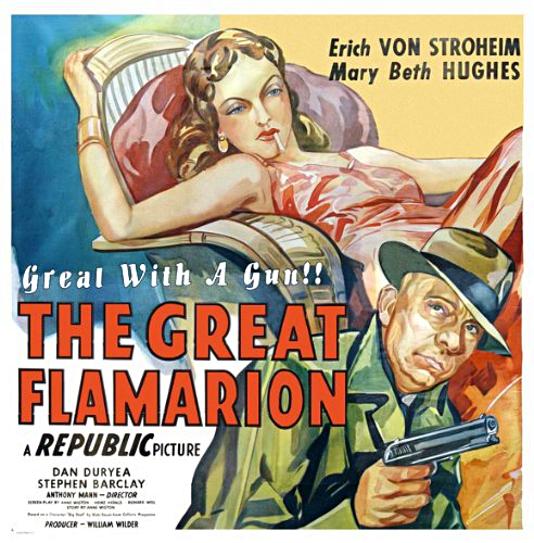 The Great Flamarion (1945)