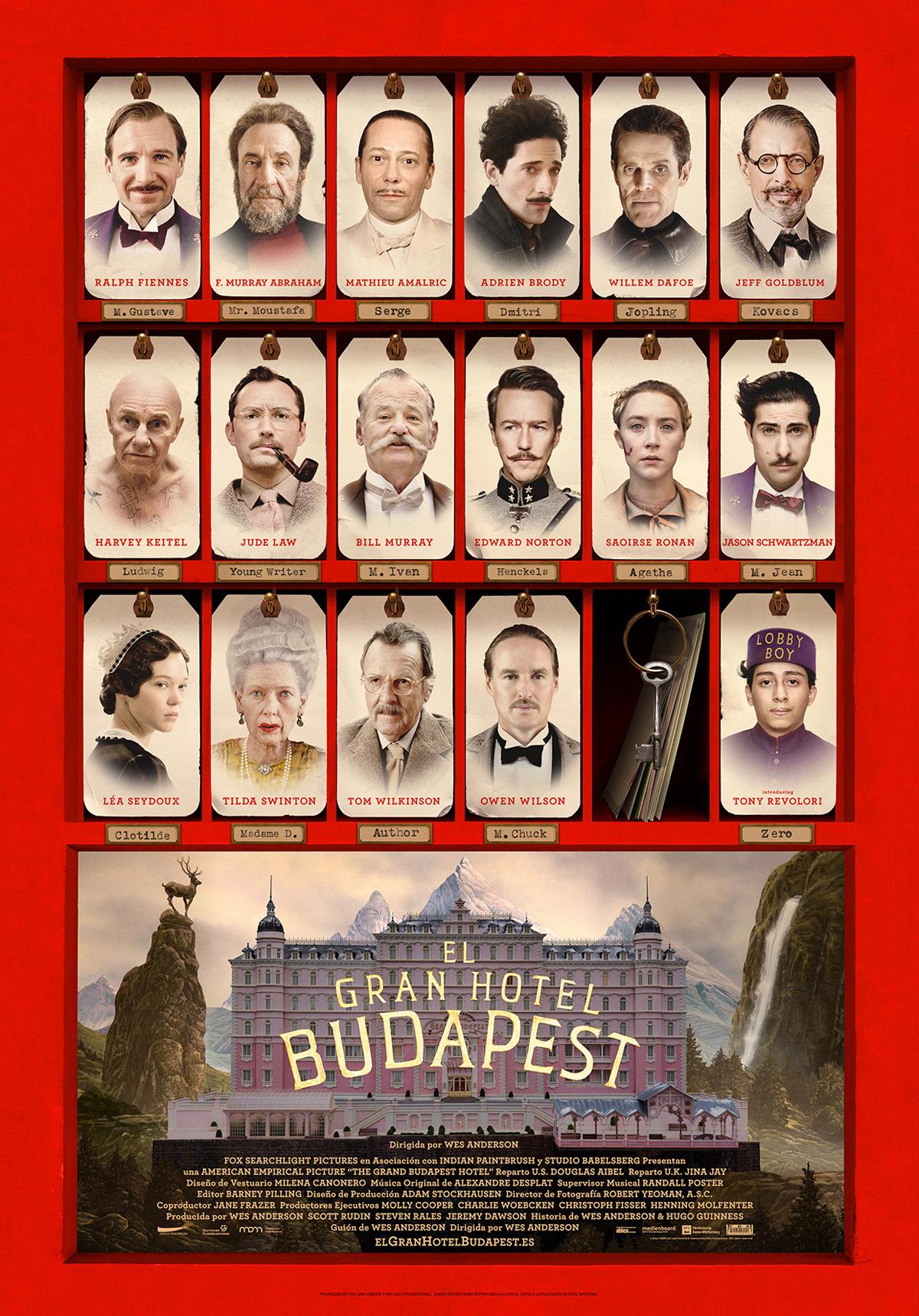 The Grand Budapest Hotel 2014 Photo Gallery Imdb
