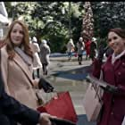 Lacey Chabert, Lea Coco, Lara Gilchrist, and Brenden Sunderland in The Sweetest Christmas (2017)