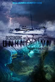 Descending Into the Unknown Poster