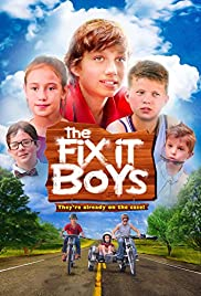 The Fix It Boys Poster