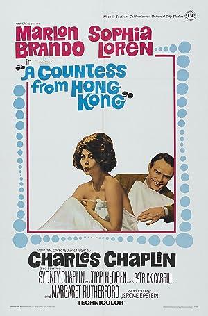 A Countess from Hong Kong Poster Image