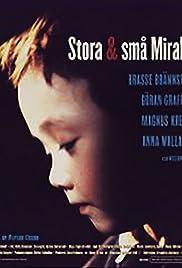 Stora & små mirakel Poster