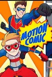 Henry Danger Motion Comic Poster