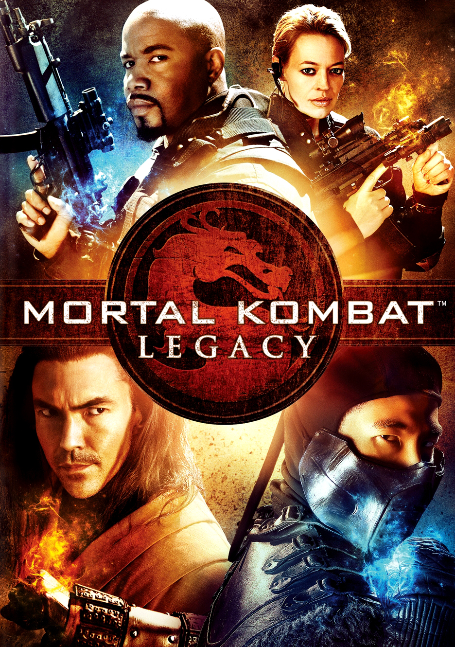 Mortal Kombat Legacy Tv Series 2011 2013 Imdb