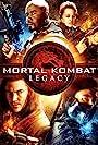 Jeri Ryan, Kevan Ohtsji, Michael Jai White, and Ian Anthony Dale in Mortal Kombat (2011)
