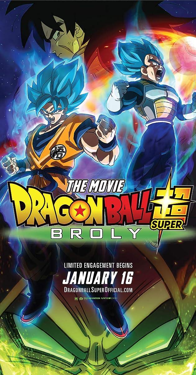 Broly Dragon Ball Chirai Super Dragon Ball