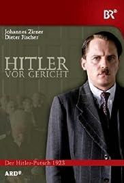 Hitler vor Gericht Poster