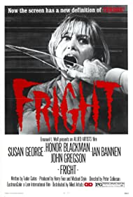 Susan George in Fright (1971)