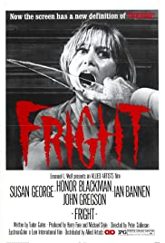 Fright Poster