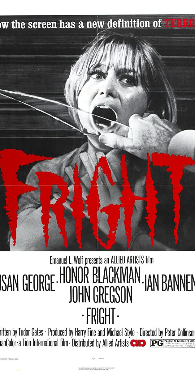 Subtitle of Fright