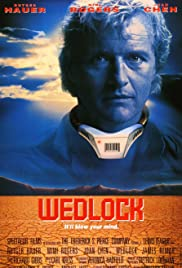 Wedlock (1991) Poster - Movie Forum, Cast, Reviews