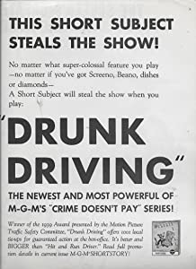 MP4 movie downloads hollywood Drunk Driving by Leslie Fenton [720x400]