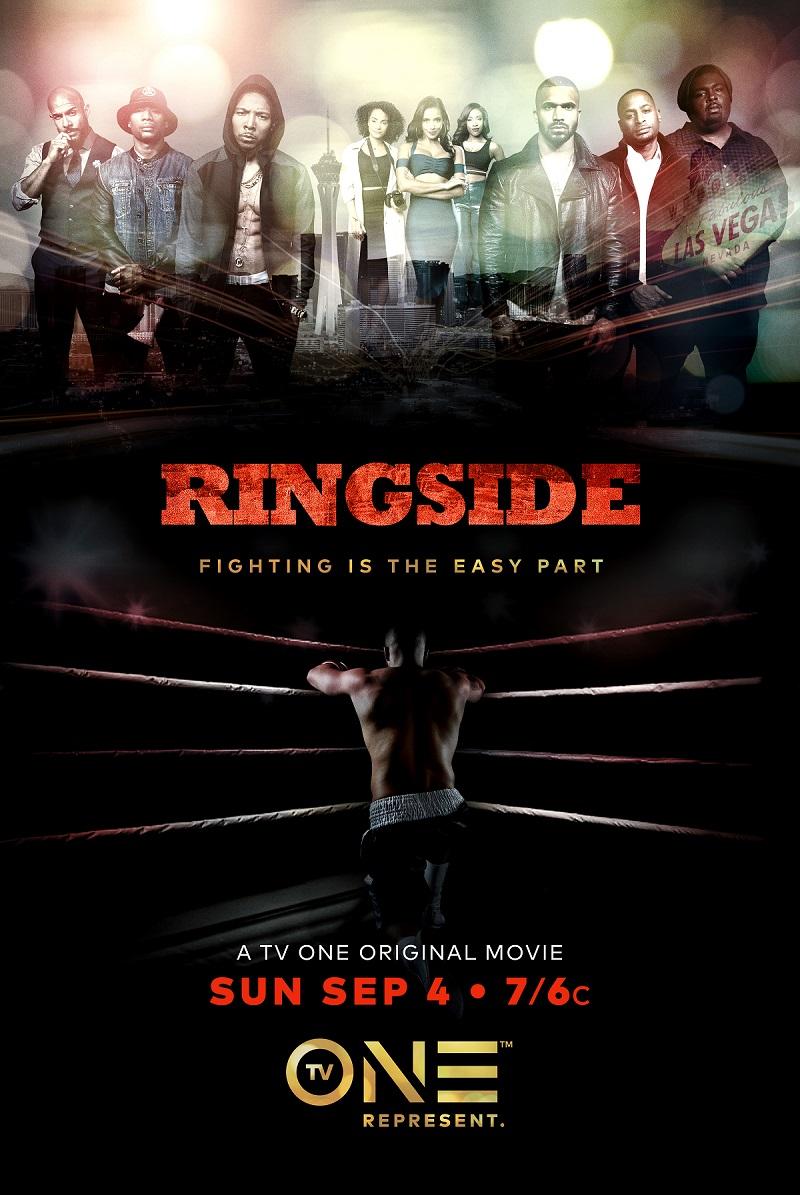 Ringside (TV Movie 2016) - IMDb