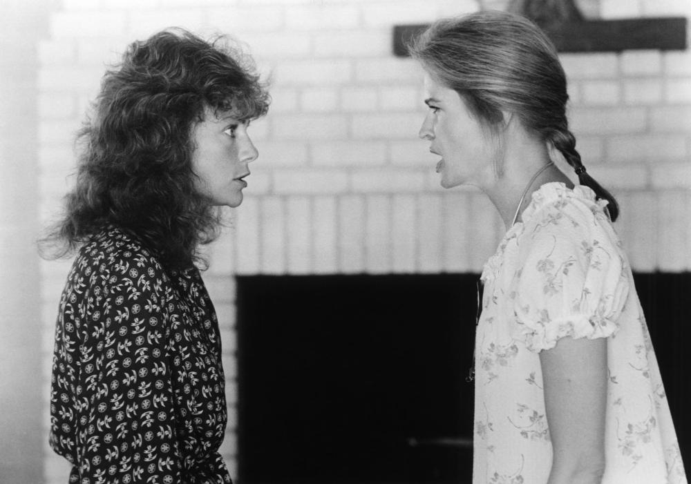Candice Bergen and Jacqueline Bisset in Rich and Famous (1981)