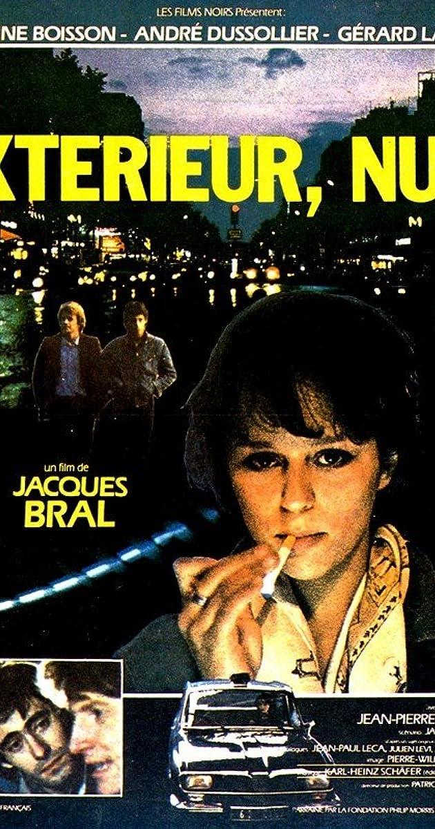 Exterieur Nuit 1980