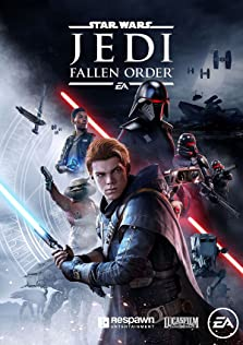 Star Wars Jedi: Fallen Order (2019 Video Game)