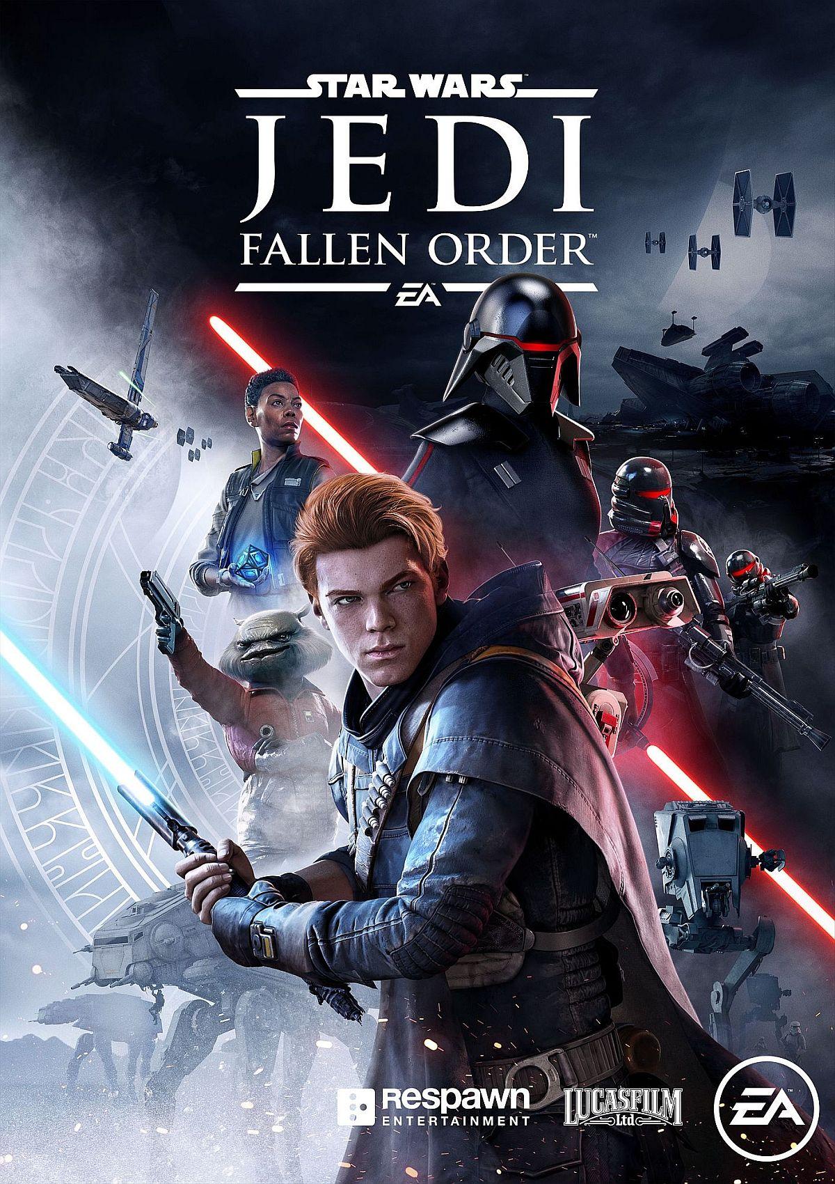 دانلود زیرنویس فارسی فیلم Star Wars Jedi: Fallen Order
