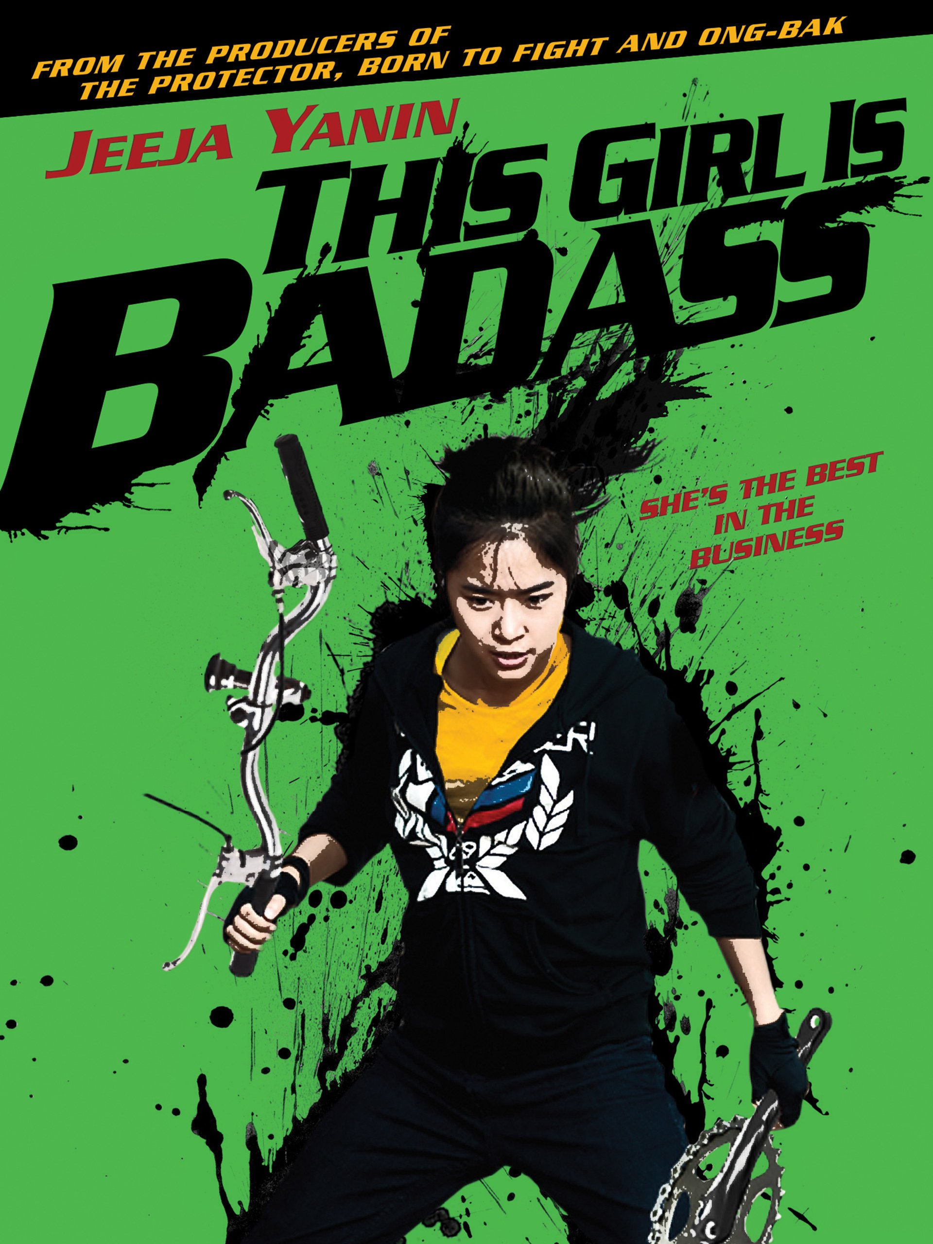 This Girl Is Bad-Ass!! on FREECABLE TV