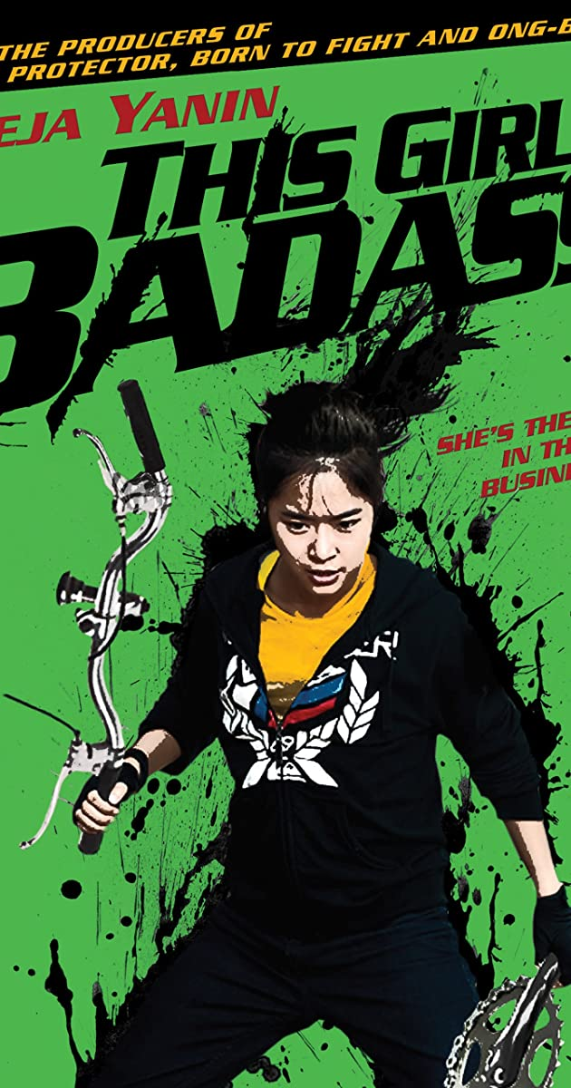 Subtitle of This Girl Is Bad-Ass!!