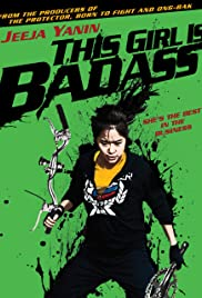 This Girl Is Bad-Ass!! Poster