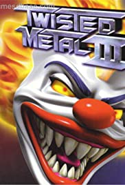 Twisted Metal III Poster