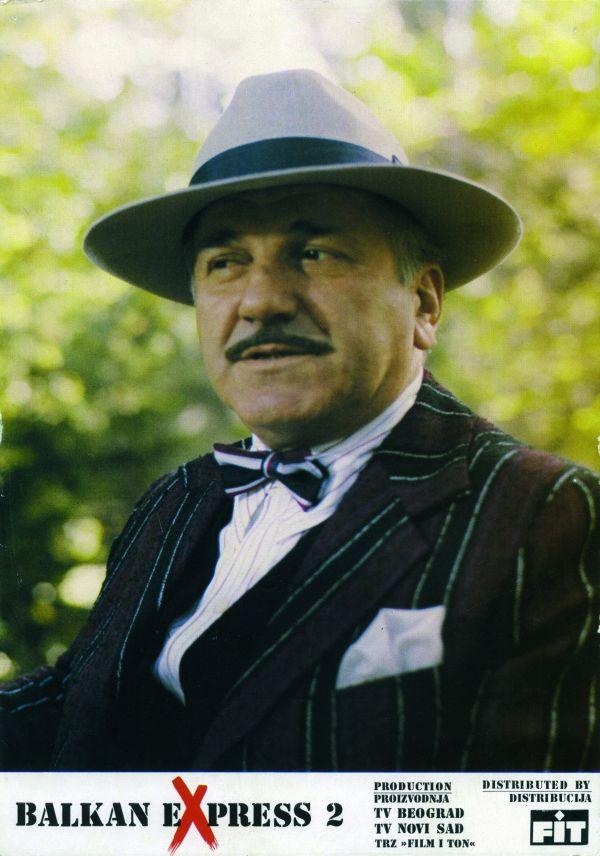 Velimir 'Bata' Zivojinovic in Balkan ekspres 2 (1989)