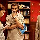 Elena Ballesteros, Lluís Homar, and Santi Millán in La habitación de Fermat (2007)