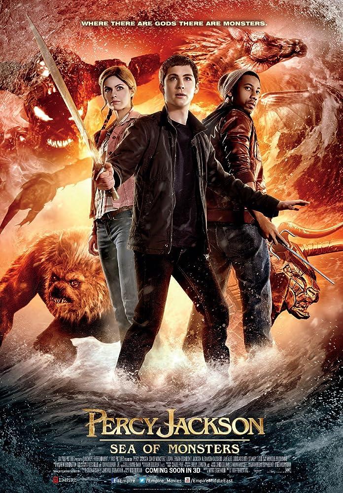 Film Percy Jackson: Sea of Monsters (2013).