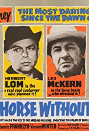 The Horse Without a Head: The Key to the Cache Poster