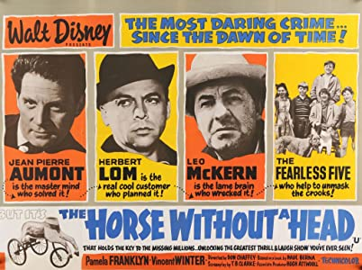 Full hd 1080p movie trailer download The Horse Without a Head: The Key to the Cache [x265]