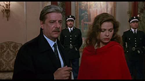 Phoebe and a fellow American in Rome find a dog with a $5000 reward. They take a train to the owner in Monte Carlo. She turns up murdered. They run and become suspects just as 3 other Americans on the train.