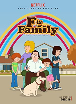 View F is for Family - Season 3 TV Series poster on 123movies