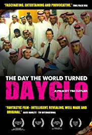 The Day the World Turned Dayglo Poster
