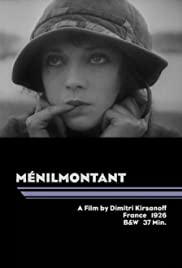 Ménilmontant (1926) Poster - Movie Forum, Cast, Reviews