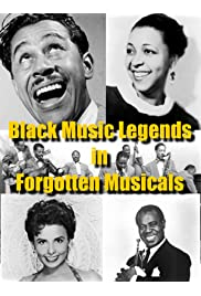 Black Music Legends in Forgotten Musicals