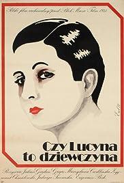 Czy Lucyna to dziewczyna? Poster
