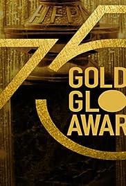 2018 Golden Globes Arrivals Special Poster