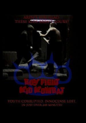 Boy Fight: Kid Kombat