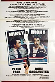 Peter Falk and John Cassavetes in Mikey and Nicky (1976)